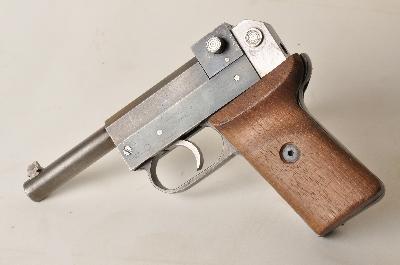 Smedens pistol